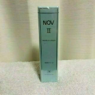 ノブ(NOV)のNOVⅡ ノブⅡ モイスチュアクリーム 保湿クリーム(クレンジング / メイク落とし)