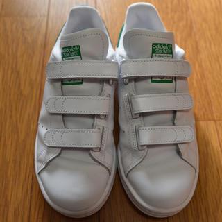 アディダス(adidas)の【美品】アディダス スタンスミス 22cm(スニーカー)