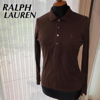 ラルフローレン(Ralph Lauren)の★ RALPHLAUREN ラルフローレン レディース 長袖 ポロシャツ(ポロシャツ)