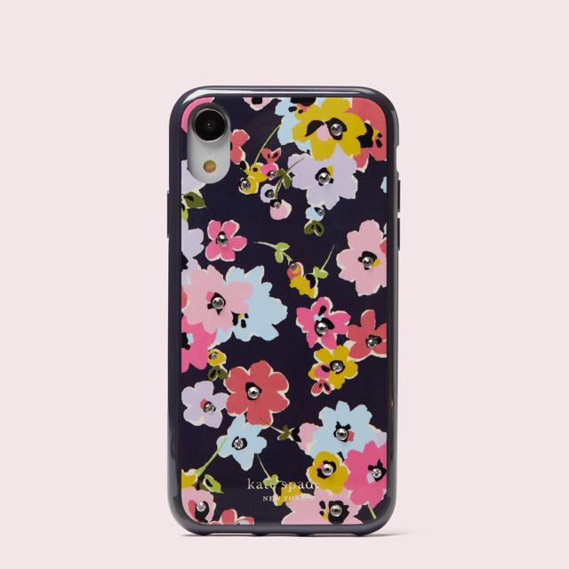 iphone xr ケース ウルトラ ハイブリッド - kate spade new york - Kate Spade iPhoneケース XR 新品未使用の通販 by もちっこ|ケイトスペードニューヨークならラクマ