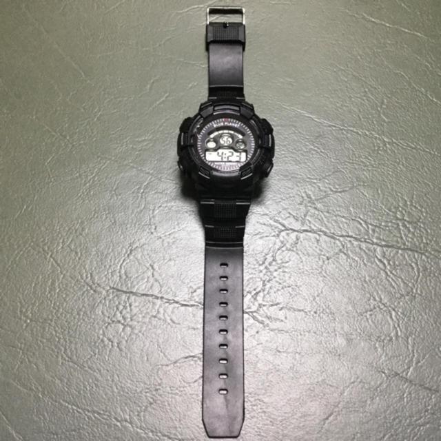 最終お値下げCHRONOGRAPH デジタルウオッチ 多機能腕時計 新品未使用 の通販 by セール値下げ中お早めに☆即購入OK|ラクマ