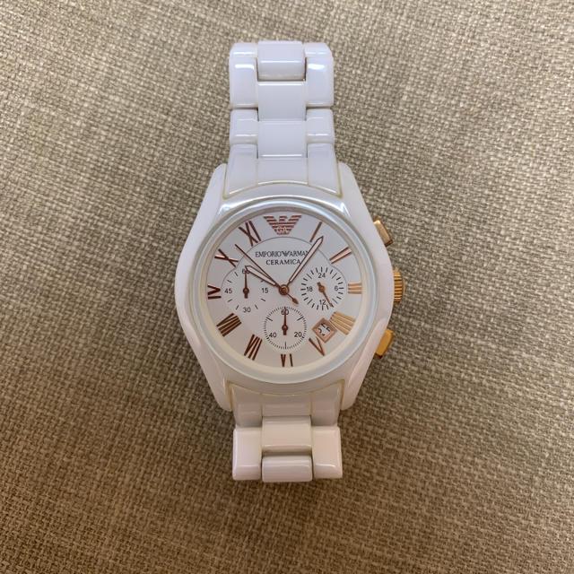 Emporio Armani - アルマーニ 腕時計 AR1416の通販 by syun's shop|エンポリオアルマーニならラクマ