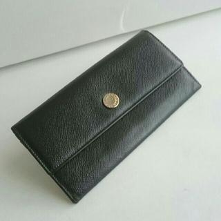 ブルガリ(BVLGARI)のBVLGARI二つ降り長財布(長財布)