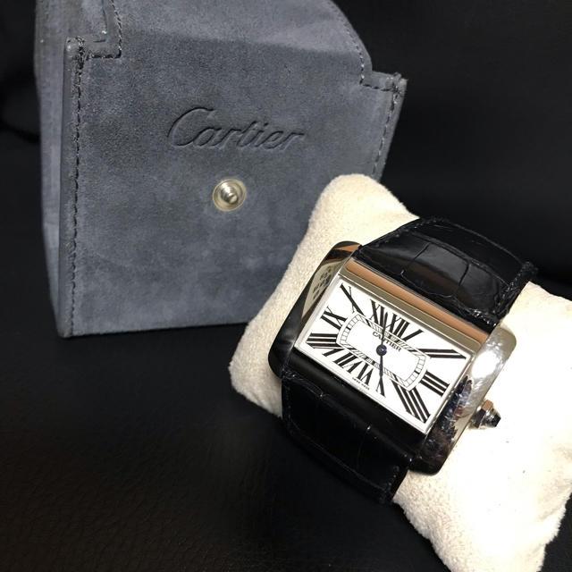 u-boat 時計 偽物ヴィヴィアン 、 Cartier - カルティエ Tank Divanの通販 by sp00|カルティエならラクマ