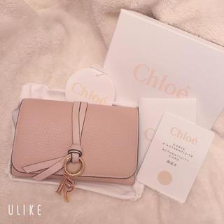 e8479ffe6829 クロエ(Chloe)のChloe alphabet ウォレット ♡(財布)