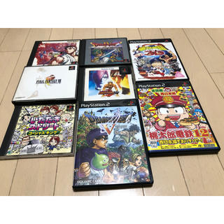 プレイステーション2(PlayStation2)のプレステソフト お買い得5本セット(家庭用ゲームソフト)