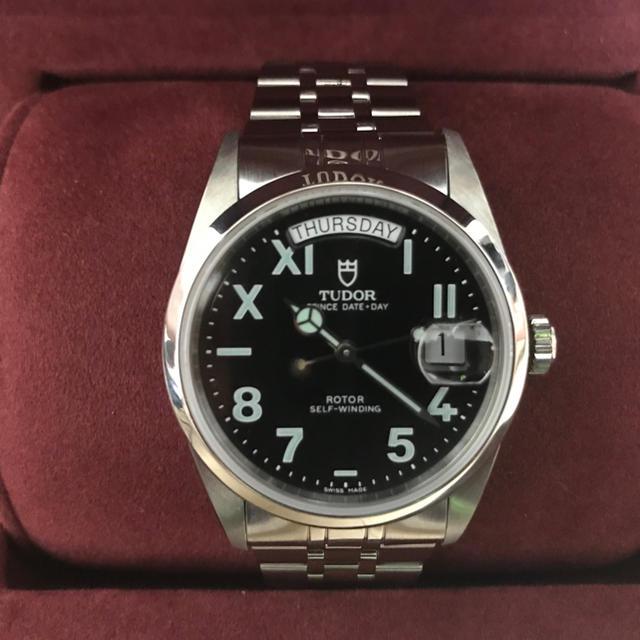 ブルガリ 時計 偽物zoff 、 Tudor - チューダー/チュードル 76200・5 プリンスデイトデイ 自動巻 超美品の通販 by すぬお168's shop|チュードルならラクマ