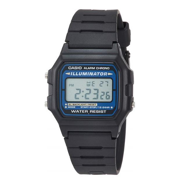 【新品・防水】カシオCASIO腕時計 スタンダード デジタル F-105W-1Aの通販 by ソウマッハ's shop|ラクマ
