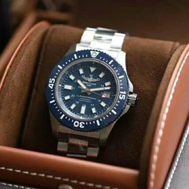 ロレックス 116610ln | BREITLING - ブライトリング BREITLING 腕時計 メンズの通販 by 秋代's shop|ブライトリングならラクマ