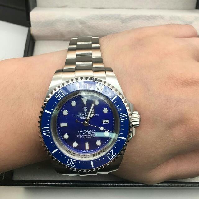 リシャール・ミル偽物新型 、 ROLEX - 特売セール 美品 ロレックス 腕時計 機械自動巻き 防水 未使用の通販 by hibang|ロレックスならラクマ