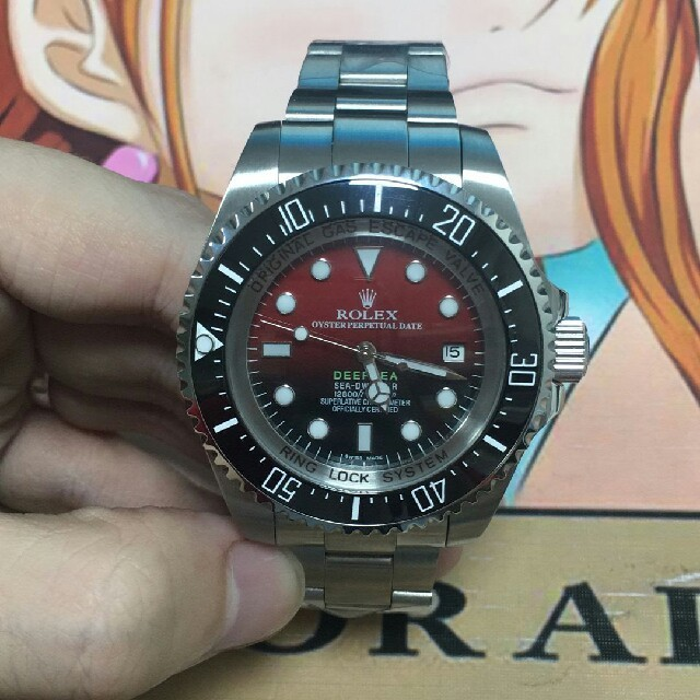スーパー コピー ロレックス比較 、 ROLEX - 特売セール 美品 ロレックス 腕時計 機械自動巻き 防水 未使用の通販 by hibang|ロレックスならラクマ