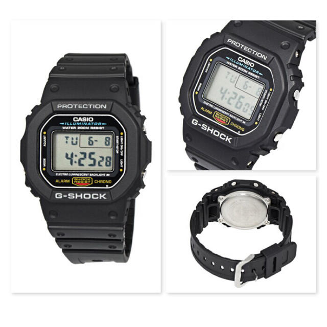 時計 偽物 保証書 amazon - G-SHOCK - 送料無料【CASIO】BASIC FIRST TYPE DW5600E-1Vの通販 by いとう's shop|ジーショックならラクマ