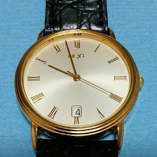 ネクスト(NEXT)のNEXT腕時計(腕時計(アナログ))