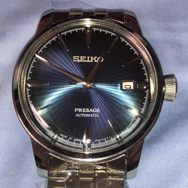 ロレックス スーパー コピー 時計 、 SEIKO - SEIKO セイコー プレサージュ カクテル SRPB41J 難ありの通販 by cookinショップ|セイコーならラクマ