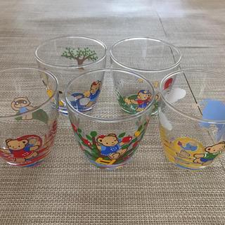 ファミリア(familiar)のファミリア グラス ガラス コップ 5客セット(グラス/カップ)