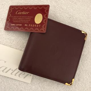 65690e737f4d カルティエ 折り財布(メンズ)の通販 100点以上 | Cartierのメンズを買う ...