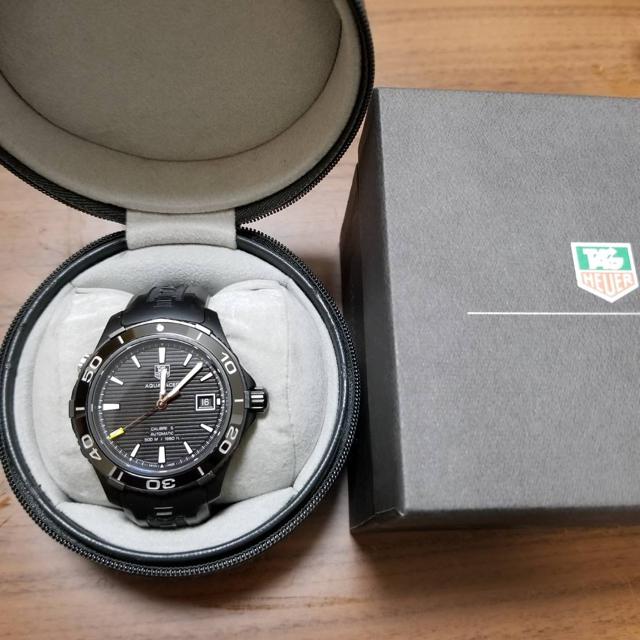 ジョージネルソン 時計 偽物わからない - TAG Heuer - タグホイヤー腕時計の通販 by あやたけ's shop|タグホイヤーならラクマ