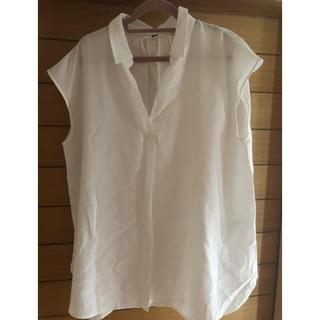 ユニクロ(UNIQLO)のシャツ(シャツ/ブラウス(半袖/袖なし))
