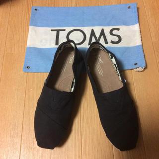 トムズ(TOMS)のTOMS シューズ  used(スリッポン/モカシン)