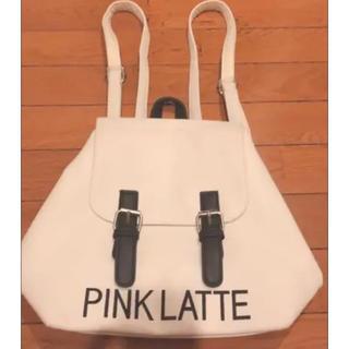 ピンクラテ(PINK-latte)のピンクラテ ミニリュック(リュック/バックパック)
