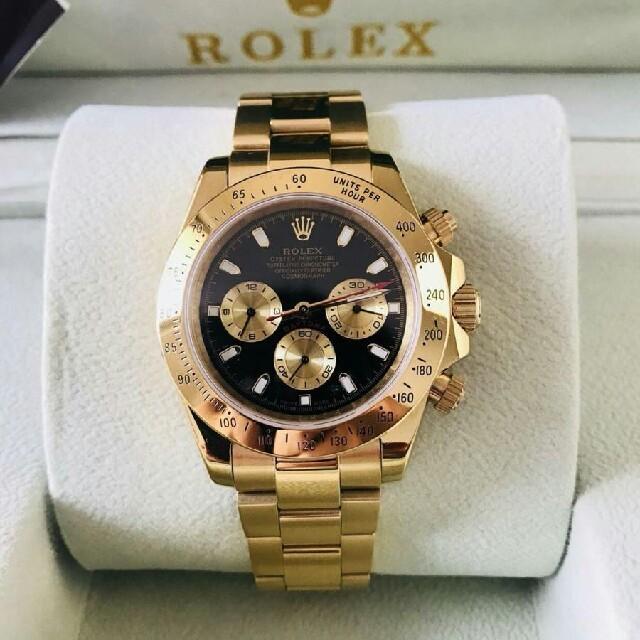 セイコー コピー Nランク - ROLEX ロレックス 116508 コスモグラフ デイトナの通販 by 岡部 英充's shop|ラクマ