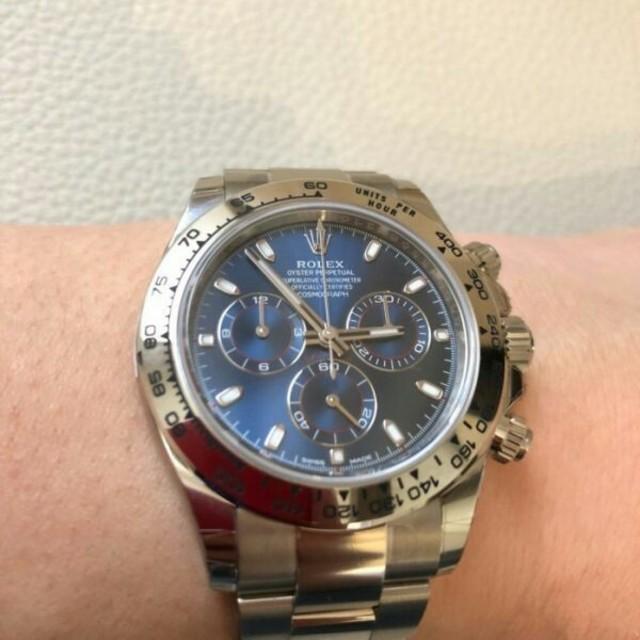 クロノスイス 時計 スーパー コピー 激安価格 / ロレックスROLEX DAYTONA 116509 の通販 by 岡部 英充's shop|ラクマ
