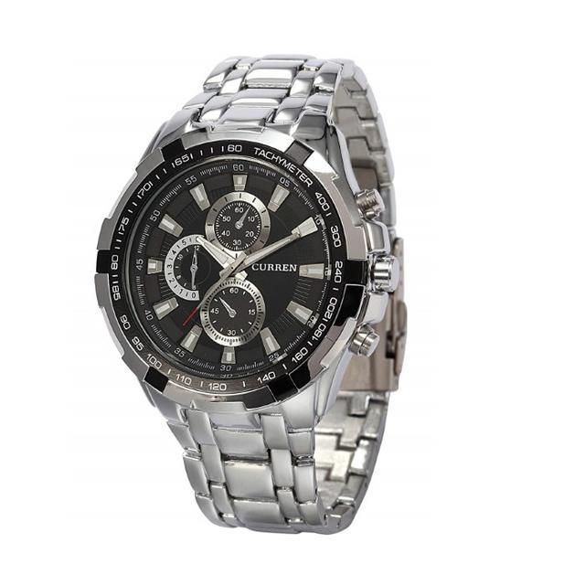 売れてます☆ウォッチ ステンレススチール クォーツ 腕時計(シルバー)の通販 by トモ's shop|ラクマ