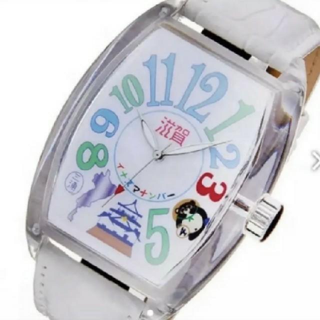 ロレックス 時計 メンズ 人気 - フランク三浦 ご当地三浦 滋賀県 偉大なる琵琶湖モデル 腕時計の通販 by KaRen's shop|ラクマ