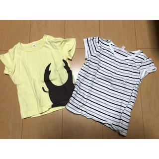 ムジルシリョウヒン(MUJI (無印良品))の無印良品 ベビーTシャツ(Tシャツ)
