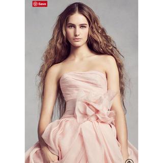 カラードレス  ホワイト バイ ベラウォン  (ウェディングドレス)