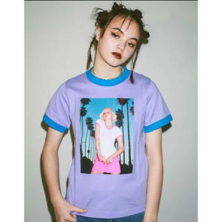 エックスガール(X-girl)のX-girl Tシャツ Chloeコラボ(Tシャツ(半袖/袖なし))