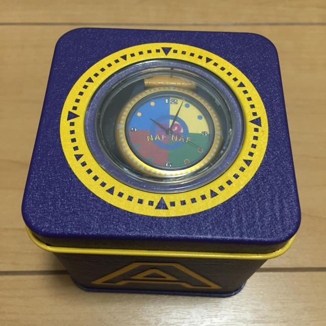 NAF  NAF腕時計の通販 by kaz〜( ̄^ ̄)ゞ's shop|ラクマ