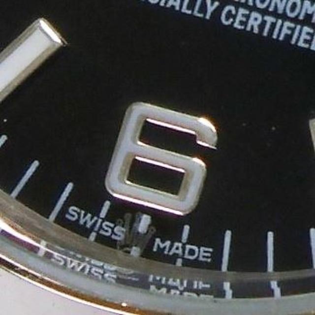 自動巻き腕時計 未使用美品 タイプEX-1重量感ありますの通販 by ショコラママ's shop|ラクマ