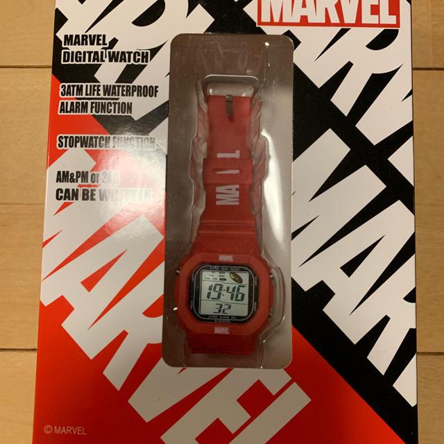 MARVEL - マーベル腕時計の通販 by (^ω^)'s shop|マーベルならラクマ