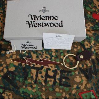 ヴィヴィアンウエストウッド(Vivienne Westwood)の新品 ヴィヴィアン THUNDERBOLT キーリング (キーホルダー)