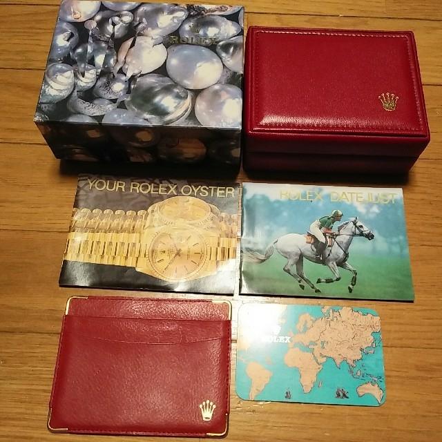 ロレックス偽物文字盤交換 、 ROLEX - ロレックス ROLEX 箱 ボックス BOXの通販 by Penguin's shop|ロレックスならラクマ