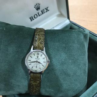 892579d0e2 ロレックス(ROLEX)の週末値下げ ロレックス プレシジョン 手巻き ビンテージ アンティーク 腕時計(腕時計