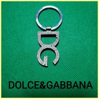 ドルチェアンドガッバーナ(DOLCE&GABBANA)のDGロゴ キーリング(キーホルダー)