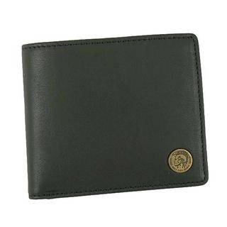 ディーゼル(DIESEL)の新品 ディーゼル メンズ 二つ折り財布 X04373 PR013 T8013(折り財布)