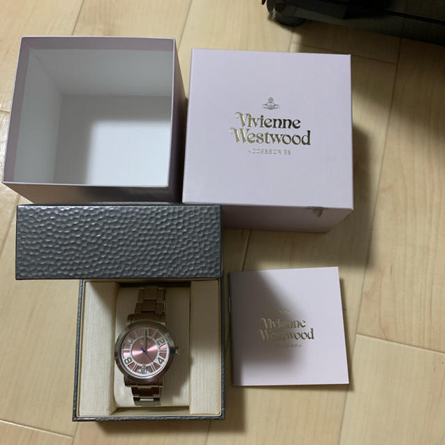 Vivienne Westwood - ヴィヴィアンウエストウッド 時計の通販 by Rindaman's shop|ヴィヴィアンウエストウッドならラクマ