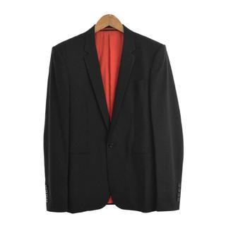 LAD MUSICIAN - 【美品】ラッドミュージシャン 44 黒 テーラードジャケット 定価5.7万