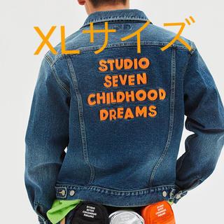 GU - GU x STUDIO SEVEN コラボ デニムジャケット XLサイズ
