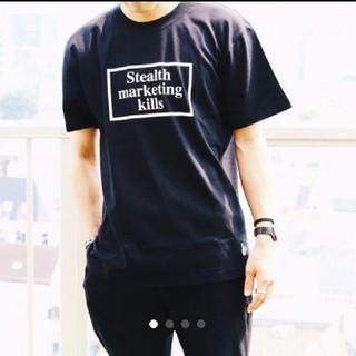 ヴァンキッシュ(VANQUISH)の【新品同様☆完売☆】FR2 Tシャツ ロゴ(Tシャツ/カットソー(半袖/袖なし))