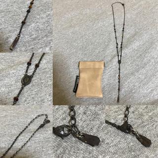 ガルニ(GARNI)の最終値下げ‼︎送料込 garni rosario necklace レア 希少(ネックレス)