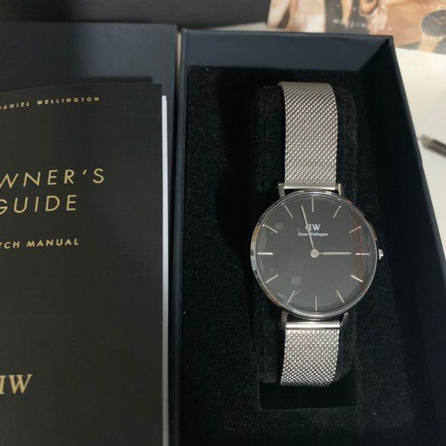 セブンフライデー スーパー コピー 時計 激安 - DW 32MM  Sterling  シルバー ホワイト の通販 by choo's shop|ラクマ