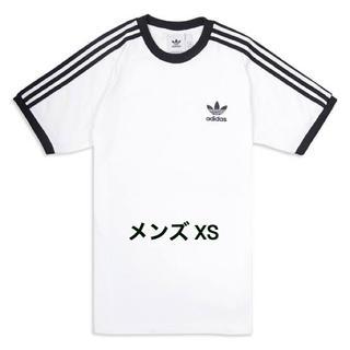 アディダス(adidas)のアディダスオリジナルス スリーストライプ Tシャツ 新品未使用品 国内正規品(Tシャツ/カットソー(七分/長袖))
