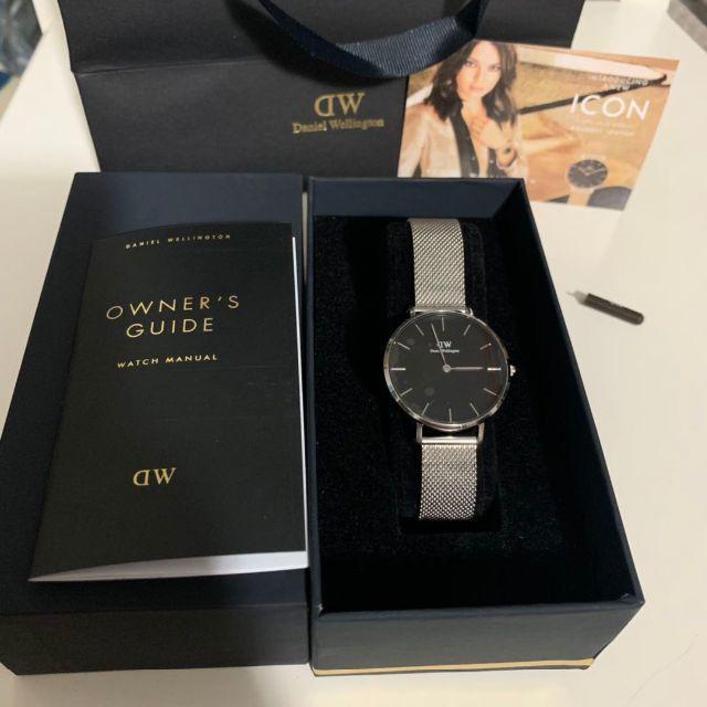 クロノスイス 時計 コピー 日本で最高品質 / Daniel Wellington - DW 32MM  Sterling  シルバー ホワイト の通販 by nan's shop|ダニエルウェリントンならラクマ