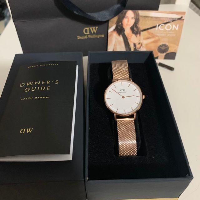 パネライ ルミノール ベルト 、 Daniel Wellington - ダニエルウェリントン 腕時計 CLASSIC 32MM ローズゴールドの通販 by nan's shop|ダニエルウェリントンならラクマ