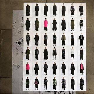ラッドミュージシャン(LAD MUSICIAN)の【新品】ラッドミュージシャン ポスター ルック 19SS(Tシャツ/カットソー(半袖/袖なし))