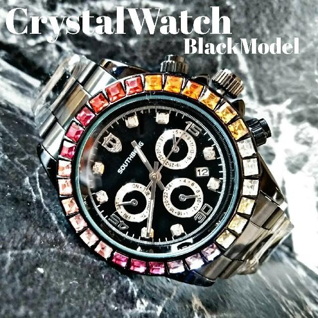 ハリー ウィンストン コピー 評価 / 海外限定【Shouthbreg5720】BlackStonesモデル 腕時計の通販 by さとこショップ|ラクマ